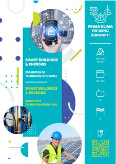 Smart Buildings & Energies - Formation de technicien innovante / Smart Buildings & Energies - Innovative Technikerausbildung